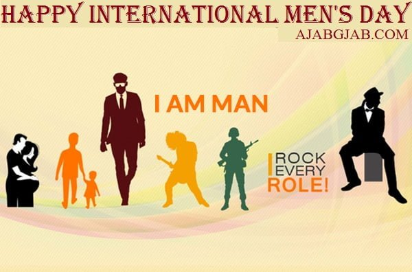 Happy International Men's Day Wallpaper