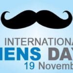Happy Men's Day 2019 Hd Wallpaper Free Download