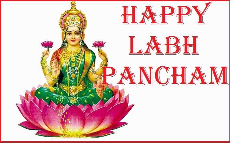 Happy Saubhagya Panchami Hd Wallpaper