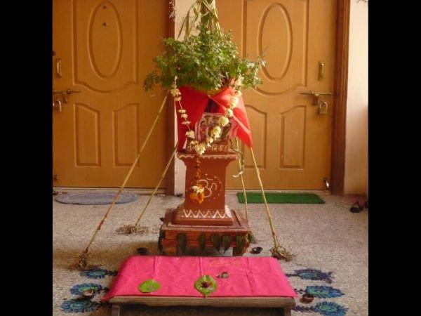 Happy Tulsi Vivah Hd Photos