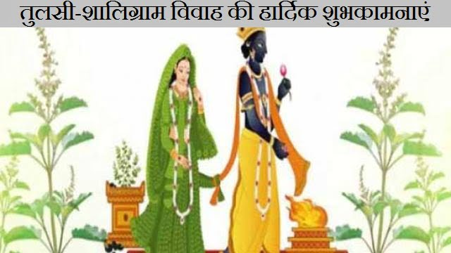 Happy Tulsi Vivah Hd Pictures