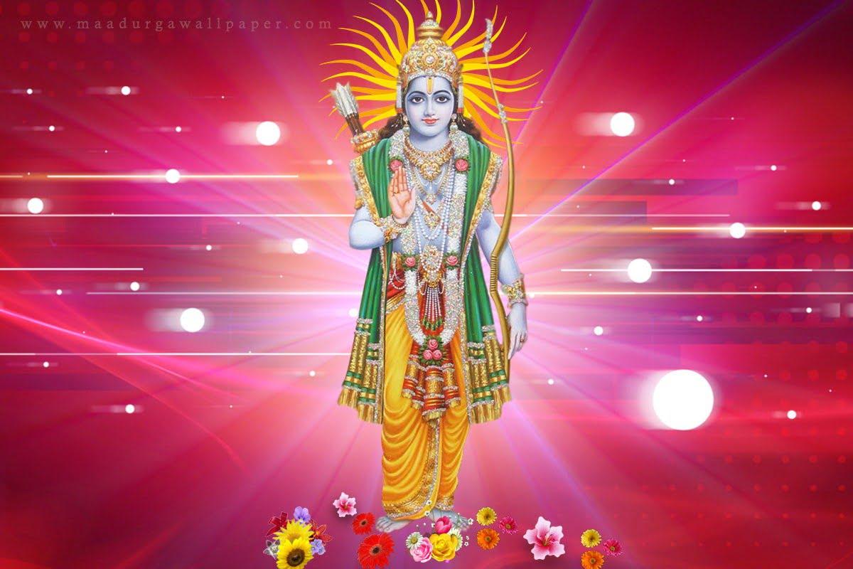 Lord Rama Hq Wallpaper