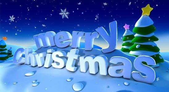 Merry Christmas 2019 Hd Greetings For Desktop