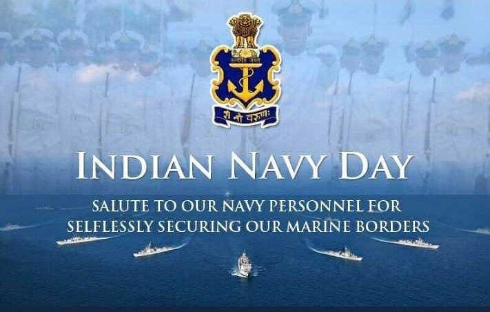Indian Navy Day Wallpaper