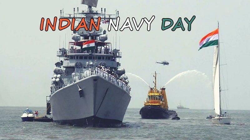 Indian Navy Day WhatsApp Photos