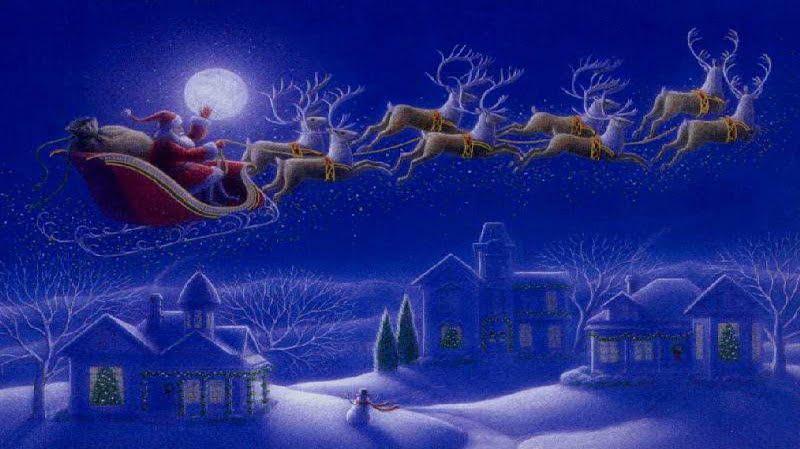 Merry Christmas Hd Wallpaper