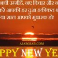 New Year Status In Hindi