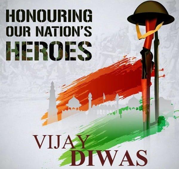 Vijay Diwas Facebook Images