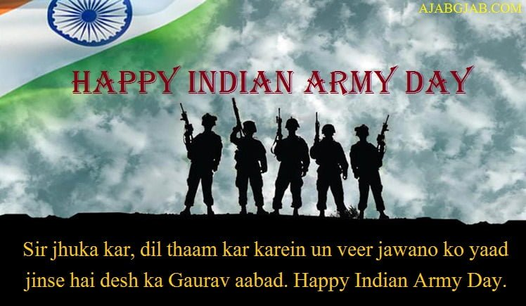 Army Day Hd  Pictures In Hindi
