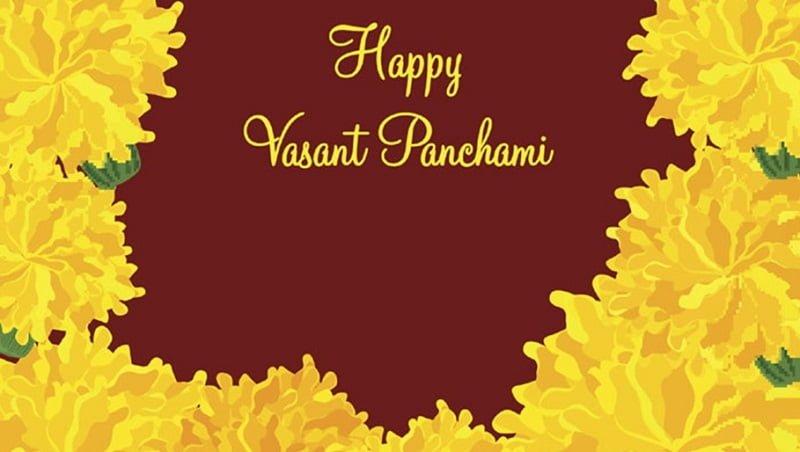 Basant Panchami Hd Greetings
