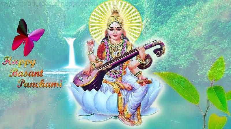 Basant Panchami Hd Wallpaper