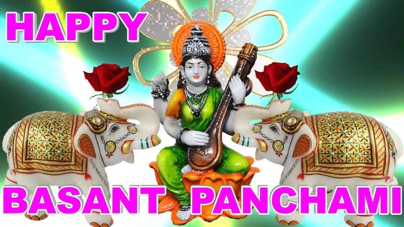 Happy Basant Panchami Greetings