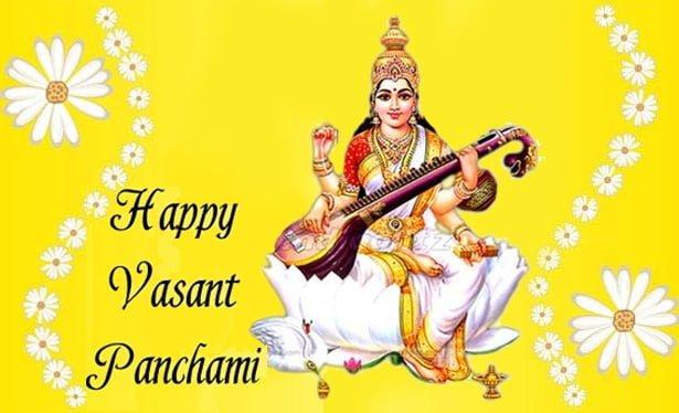 Happy Basant Panchami Hd Greetings