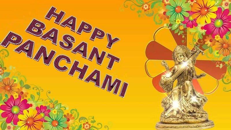 Happy Basant Panchami Hd Photos