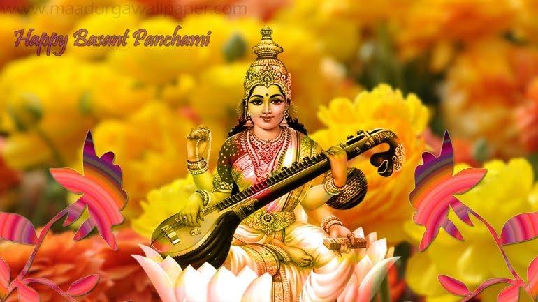Happy Basant Panchami Photos