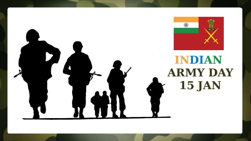 Happy Indian Army Day Hd Wallpaper