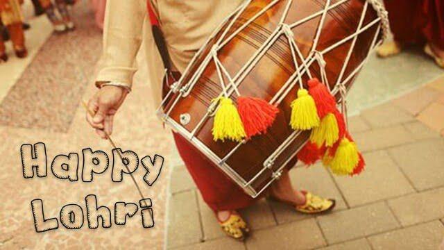 Happy Lohri Facebook Photos