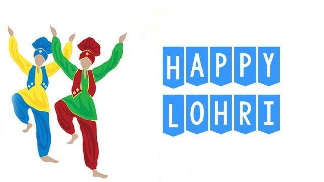 Happy Lohri Facebook Pictures