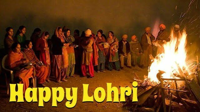 Happy Lohri Hd Photos