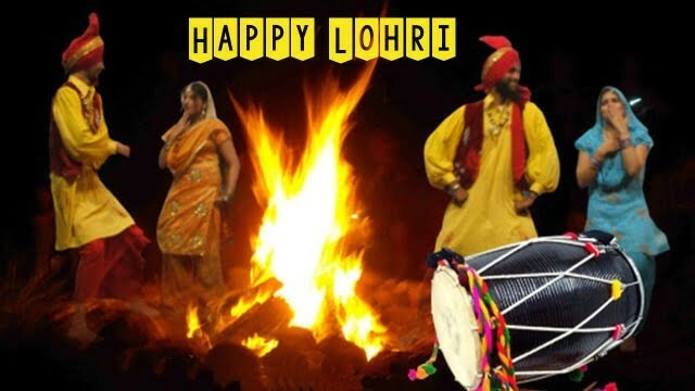 Happy Lohri Images 2019