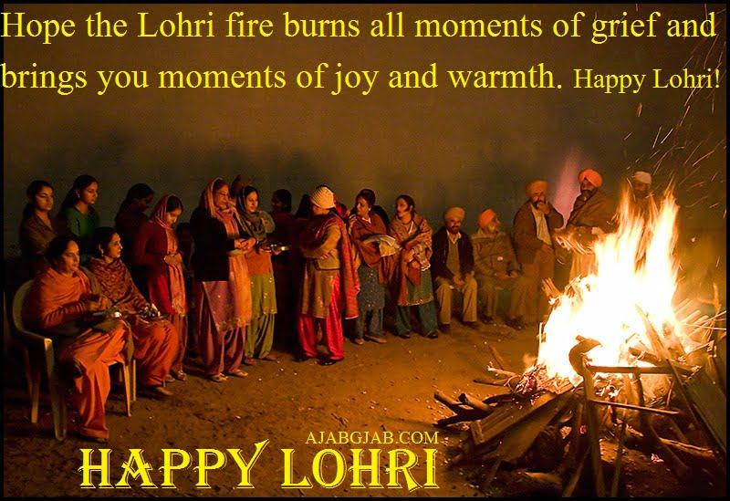 Happy Lohri Quotes