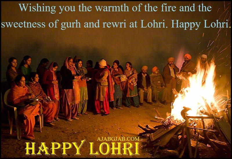 Happy Lohri Slogans