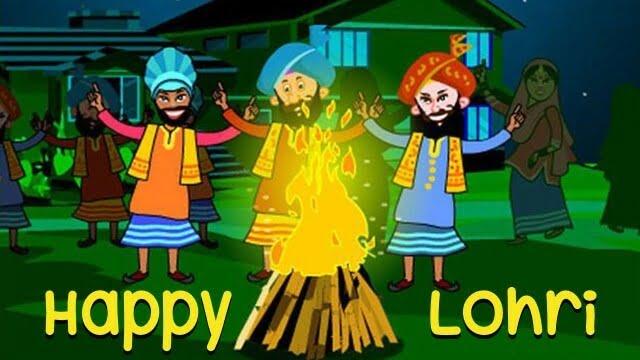 Happy Lohri Wallpaper