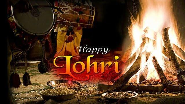 Happy Lohri WhatsApp Images
