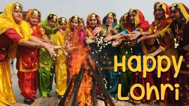 Happy Lohri WhatsApp Pictures
