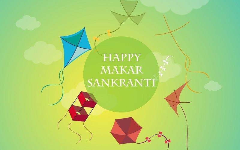 Happy Makar Sankranti Wallpaper