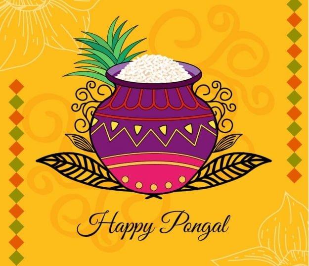 Happy Pongal Hd Photos