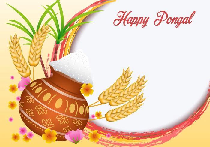 Happy Pongal Hd WallpaperDownload