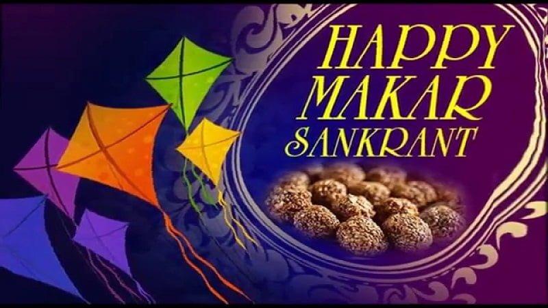 Happy Sakrat Hd Images