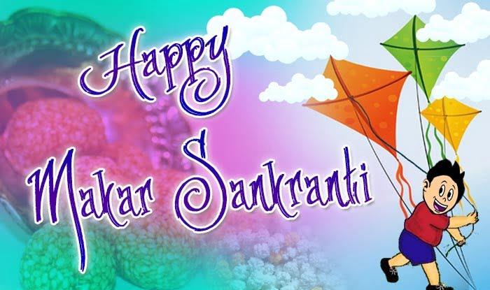 Happy Sakrat Hd Wallpaper