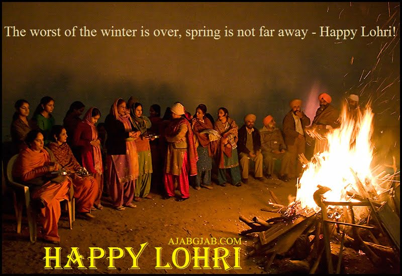 Lohri Slogans Quotes
