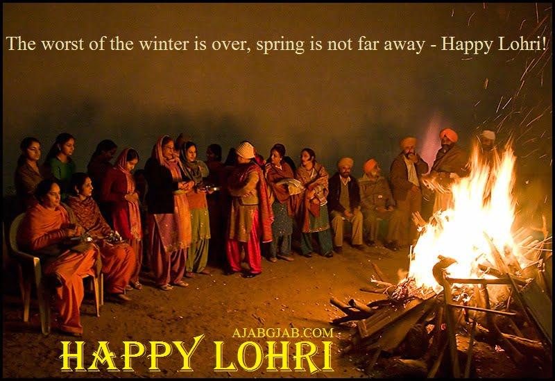 Lohri Slogans Quotes