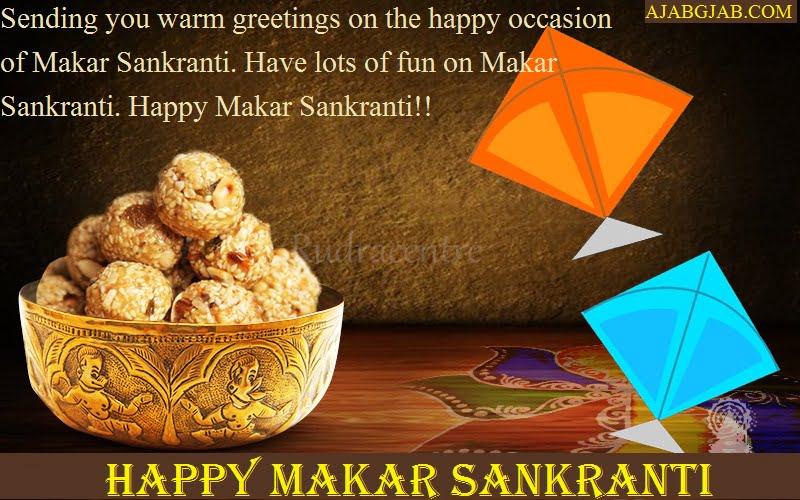 Makar Sankranti WhatsApp Slogans