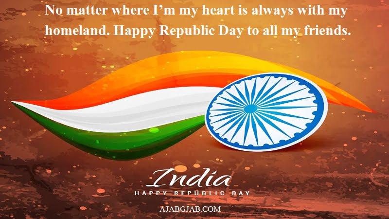 Republic Day Status In English