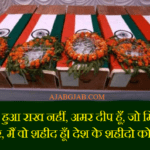 Shaheed Status In Hindi