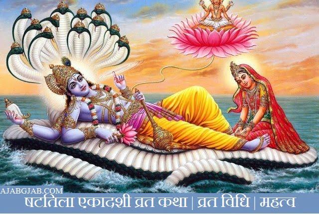 Shattila Ekadashi Vrat Katha