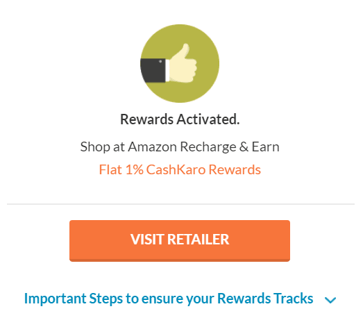 Amazon Recharge 3