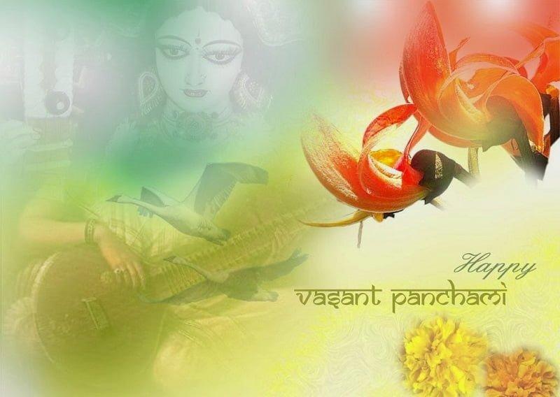 Basant Panchami Facebook Dp