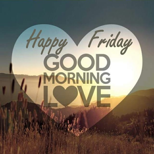 Happy Friday Hd Greetings