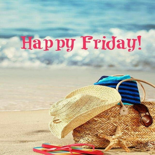 Happy Friday Hd GreetingsFor Facebook