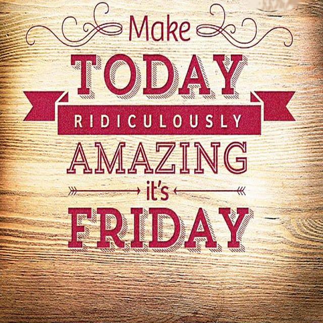 Happy Friday Hd GreetingsFor WhatsApp