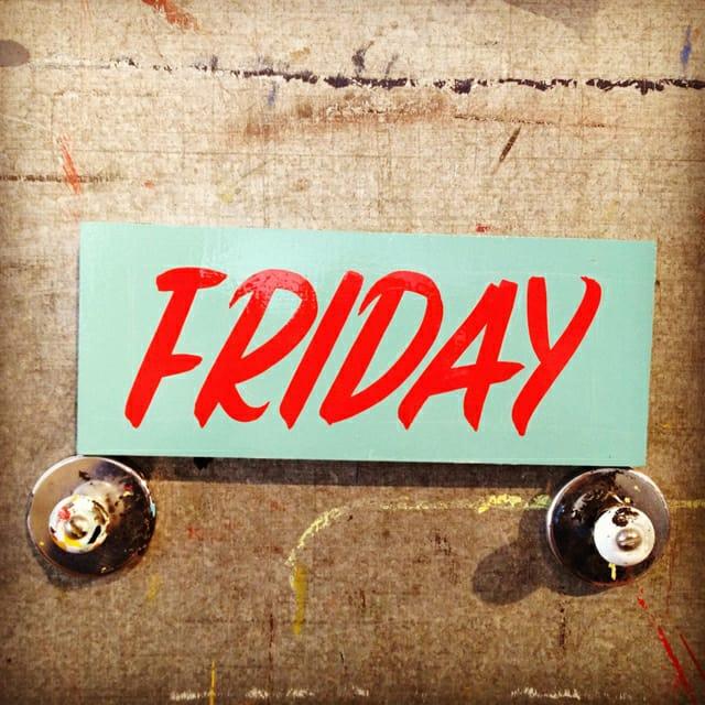 Happy Friday Hd Greetings