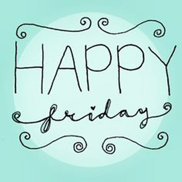 Happy Friday Hd Images For Facebook