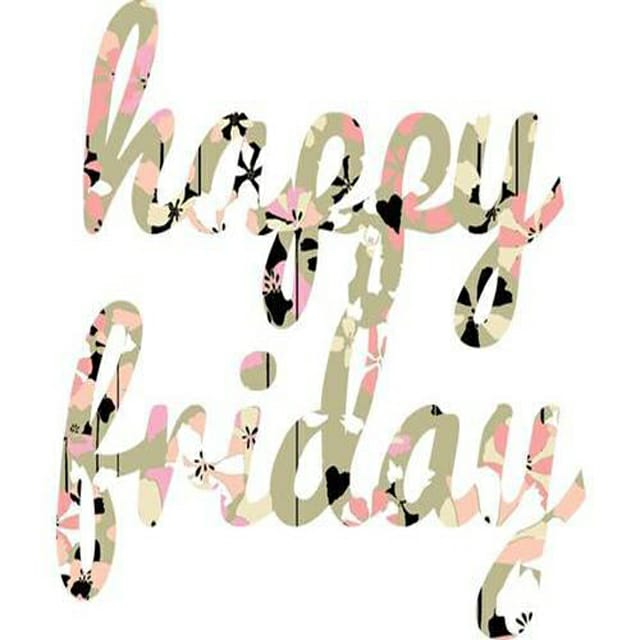 Happy Friday Hd Images For WhatsApp