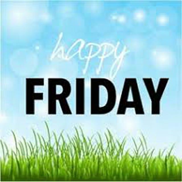 Happy Friday Hd Photos