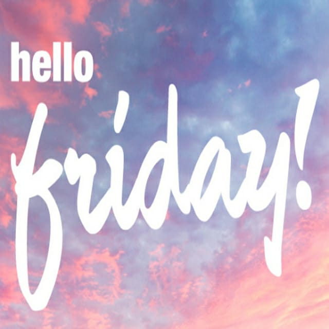 Happy Friday Hd Photos
